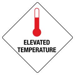 270x270mm - Metal - Elevated Temperature