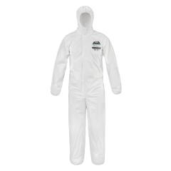 Lakeland Micromax NS Coveralls, White