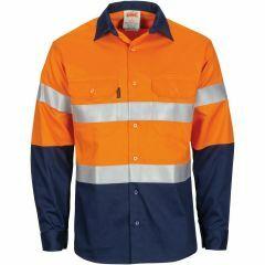 Patron Saint Flame Retardant Cotton Shirt with 3MF/R Tape, Long Sleeve, O/N