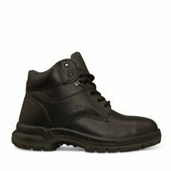 Kings 15-434 Rambler Leather Lace Up Boots, Black