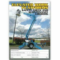 Elevated Work Platforms Logbook - A5