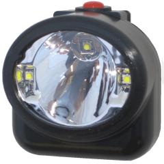 Miners Cordless Caplamp, Lightweight, Focused Beam