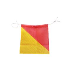Premium Mesh Type Oversize Flag w/ Rope