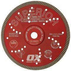 "OX Professional MPS 4.5"" Turbo Diamond Blade"