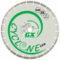 "OX Professional LCO 14"" Segmented Diamond Blade"