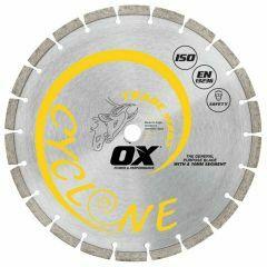 "OX Trade 4"" Diamond Blade, General Purpose/Concrete"