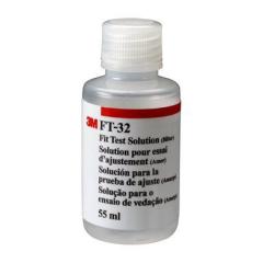 3M FT-32 Fit Test Solution Bitter (Bitrex), 55mL