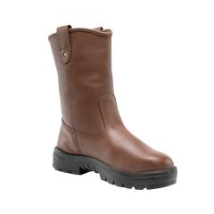 Steel Blue 322315 Heeler Safety Boot, Redwood