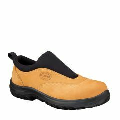 Oliver 34-615 Slip-on Sports Safety Shoe, Wheat