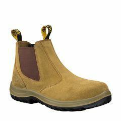 Oliver 34-624 Elastic Sided Safety Boot, Beige