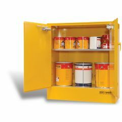 Storemasta SC160 Flammable Liquid Storage Cabinet - 160L