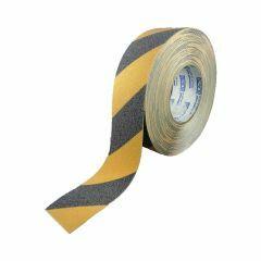 Anti Slip Tape, Black/Yellow 100mm x 18.2m