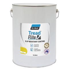 TREADRITE Anti-Slip Paint - 10L, Yellow