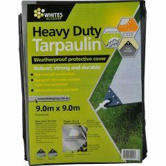 Tarpaulin, Heavy Duty - 3.5 x 5.3m (12x18)